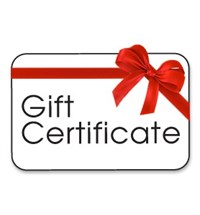 Gift Certificate - Full Session